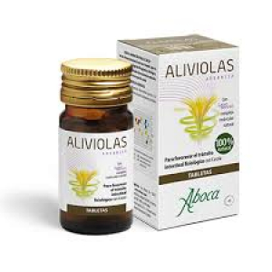 ALIVIOLAS ADVANCE 45 TABLETAS